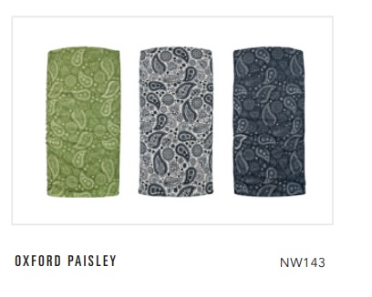 Oxford Comfy 3 pack - paisley