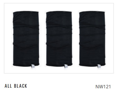 Oxford Comfy 3 pack - all black